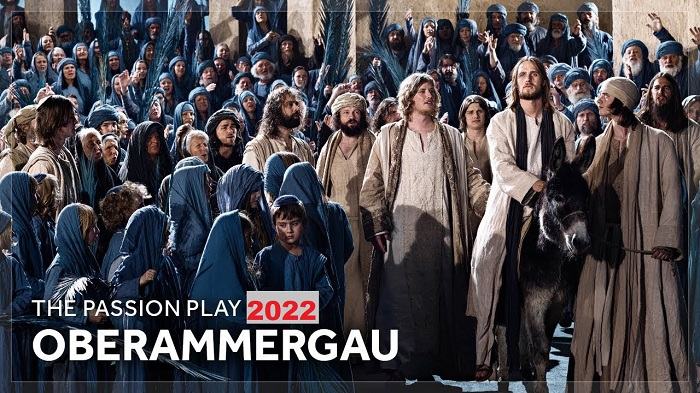 Passion Play Oberammergau 2022