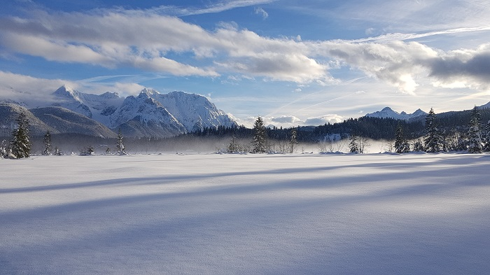 Winterzauber am Barmsee